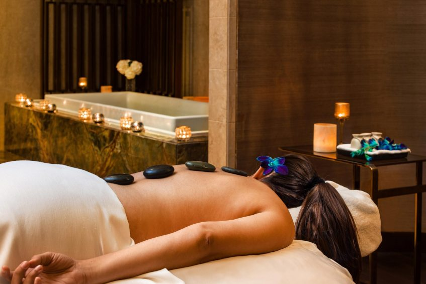 The St. Regis Mumbai Luxury Hotel - Mumbai, India - Iridium Spa