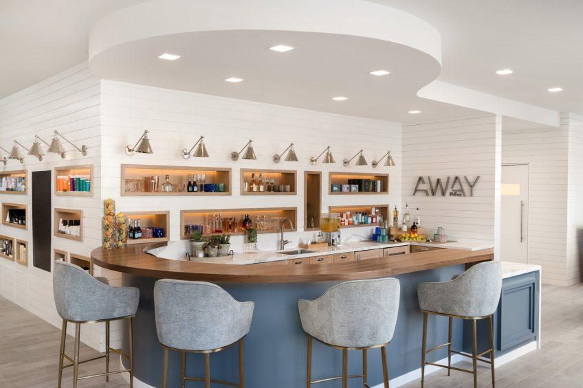 W Scottsdale Luxury Hotel - Scottsdale, AZ, USA - AWAY Spa Decor