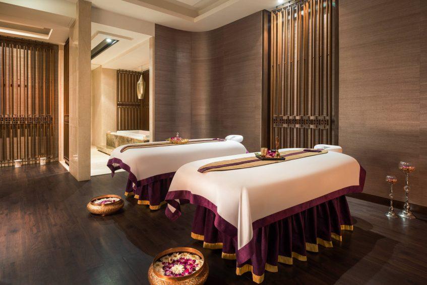 The St. Regis Mumbai Luxury Hotel - Mumbai, India - Spa Tables
