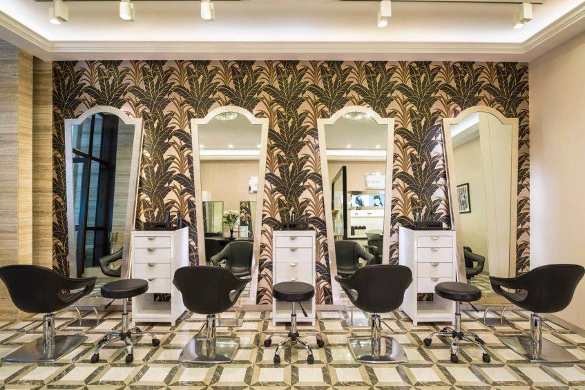 The St. Regis Mumbai Luxury Hotel - Mumbai, India - The Salon