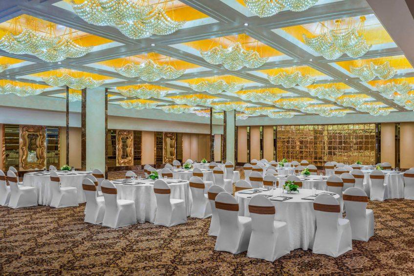 The St. Regis Mumbai Luxury Hotel - Mumbai, India - The Imperial Hall