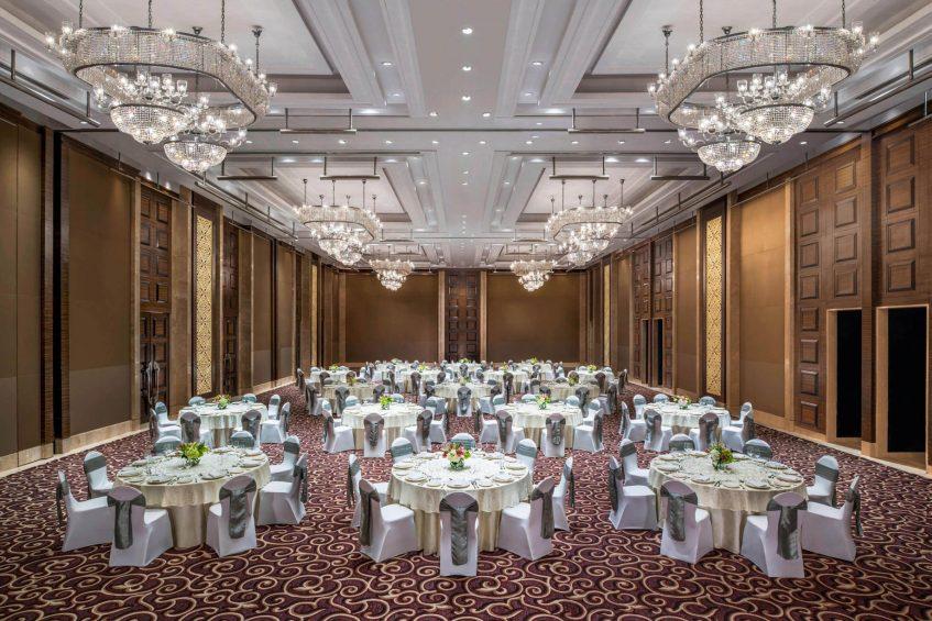 The St. Regis Mumbai Luxury Hotel - Mumbai, India - The Astor Ballroom