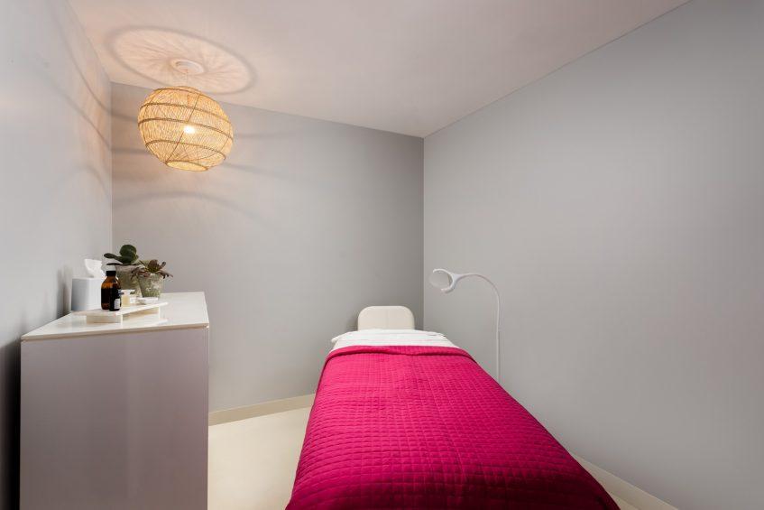 W Scottsdale Luxury Hotel - Scottsdale, AZ, USA - AWAY Spa Table