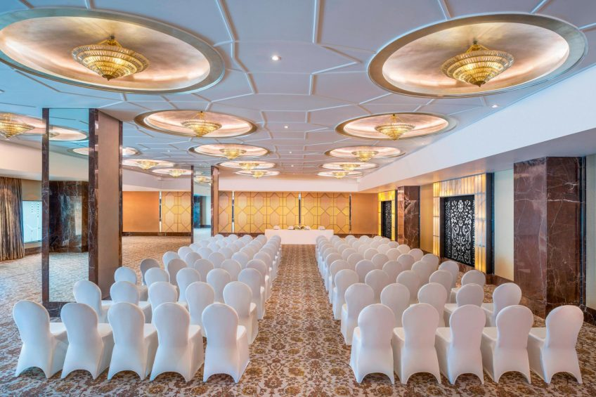 The St. Regis Mumbai Luxury Hotel - Mumbai, India - Pallazio Theatre