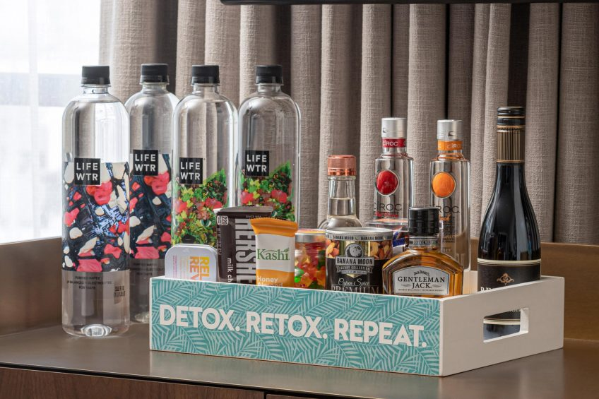 W Scottsdale Luxury Hotel - Scottsdale, AZ, USA - Mix Bar