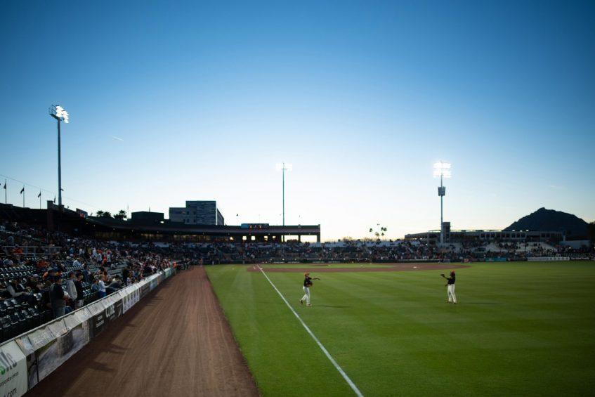 W Scottsdale Luxury Hotel - Scottsdale, AZ, USA - Baseball Spring Training