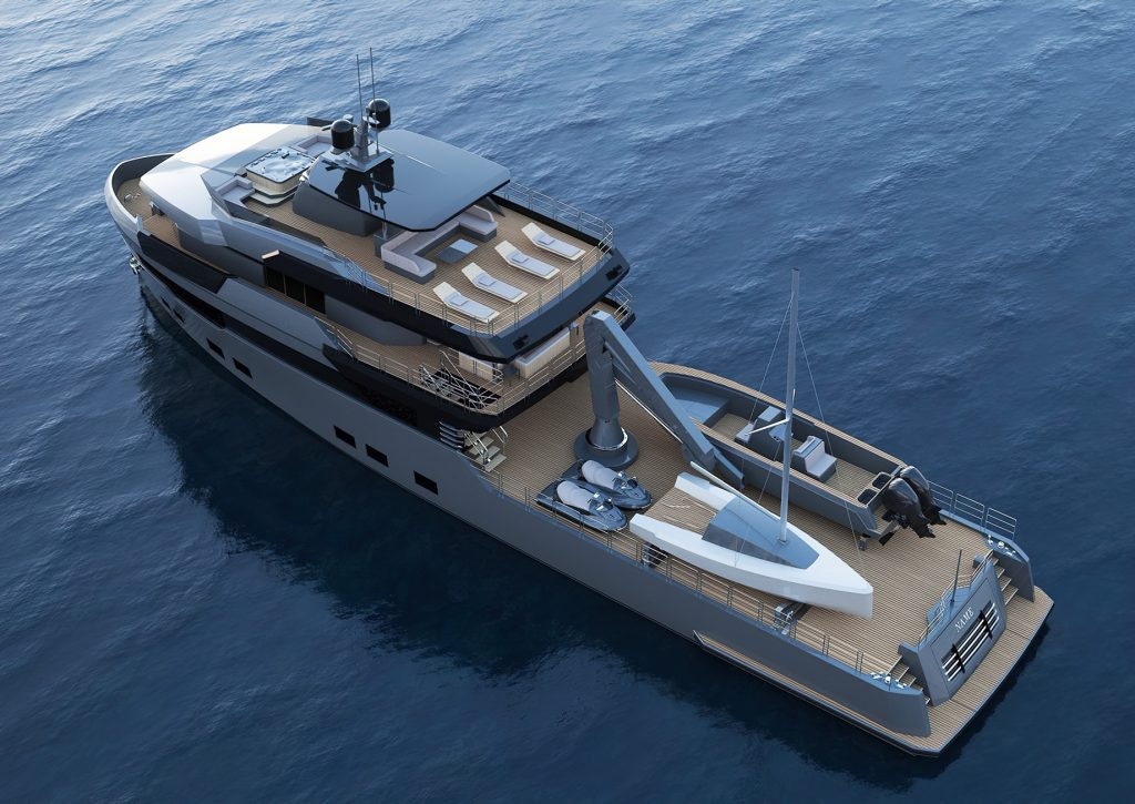 Discover Six of the Best Luxury Yachts for Sale - New Build - REALE MY OMBRA 37