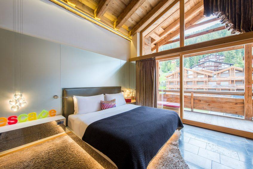W Verbier Luxury Hotel - Verbier, Switzerland - Sublime Suite King
