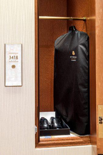 The St. Regis Macao Luxury Hotel - Cotai, Macau SAR, China - Butler Box