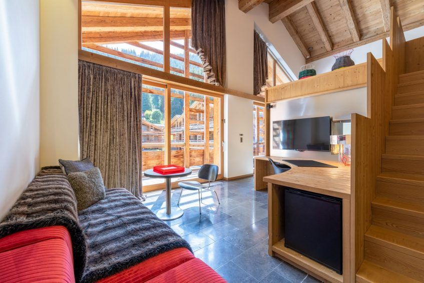 W Verbier Luxury Hotel - Verbier, Switzerland - Sublime Suite