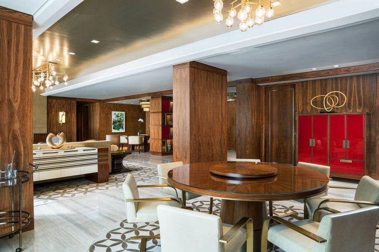 The St. Regis Macao Luxury Hotel - Cotai, Macau SAR, China - Presidential Suite Living Room