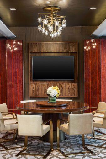 The St. Regis Macao Luxury Hotel - Cotai, Macau SAR, China - Presidential Suite Table
