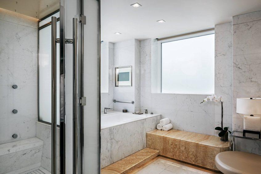 The St. Regis Macao Luxury Hotel - Cotai, Macau SAR, China - Presidential Suite Bathroom Tub