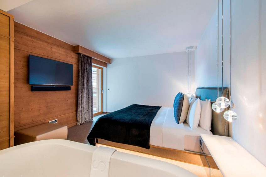 W Verbier Luxury Hotel - Verbier, Switzerland - WOW Residence Room