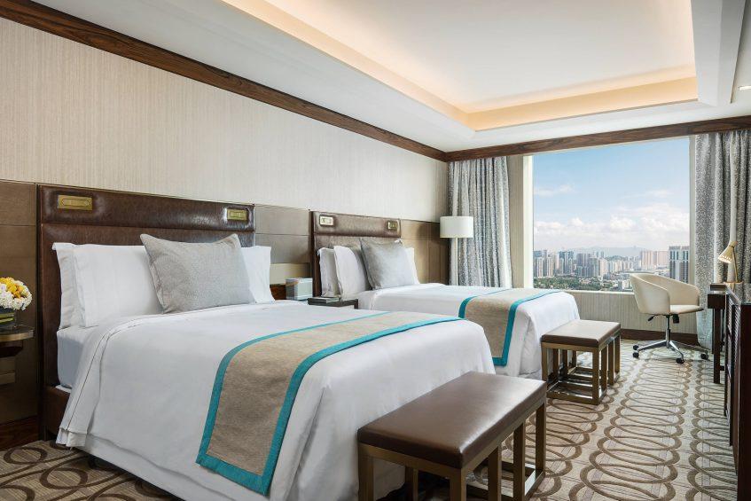The St. Regis Macao Luxury Hotel - Cotai, Macau SAR, China - Presidential Suite Beds