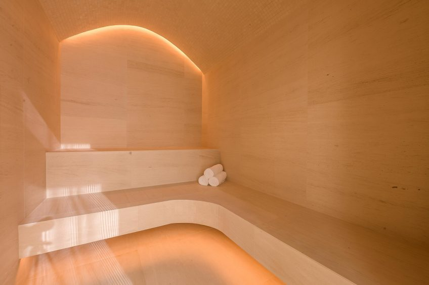 W South Beach Luxury Hotel - Miami Beach, FL, USA - AWAY Spa Steam Room