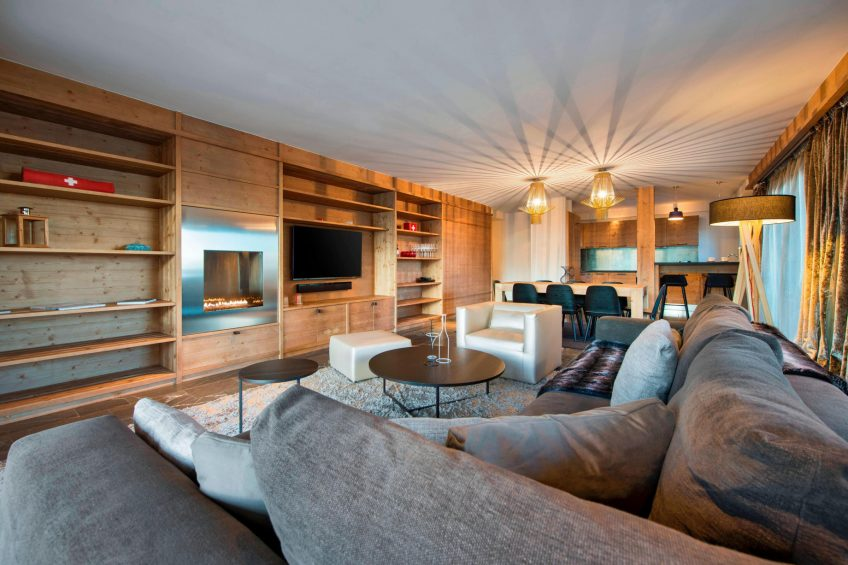 W Verbier Luxury Hotel - Verbier, Switzerland - WOW Residence