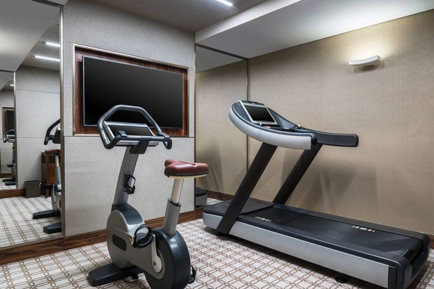 The St. Regis Macao Luxury Hotel - Cotai, Macau SAR, China - Presidential Suite Exercise Room