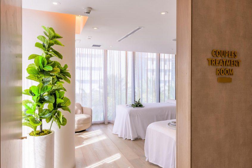 W South Beach Luxury Hotel - Miami Beach, FL, USA - AWAY Spa Treatment Room