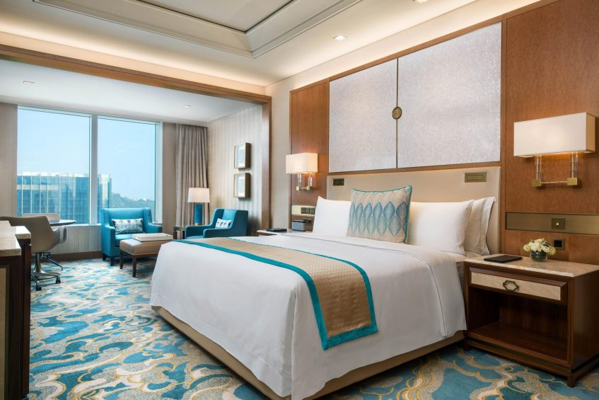 The St. Regis Macao Luxury Hotel - Cotai, Macau SAR, China - Deluxe Guest Room King
