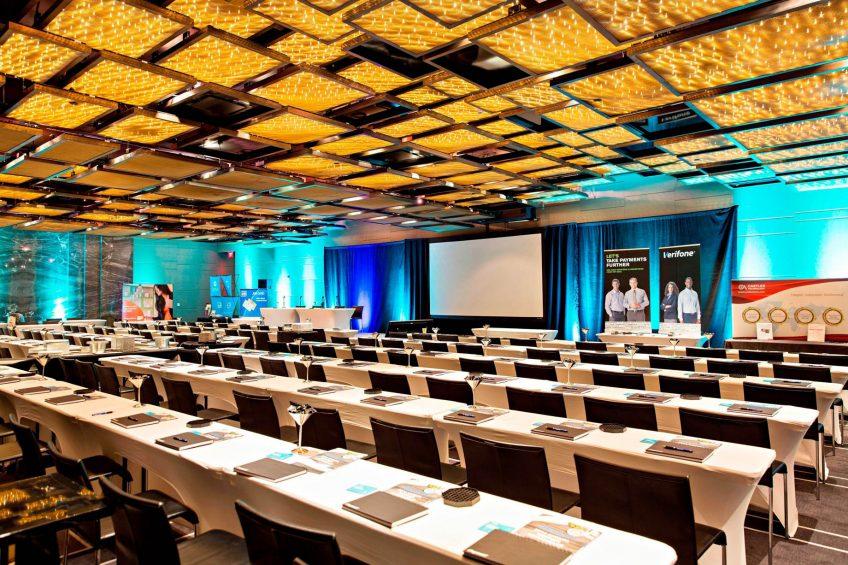 W South Beach Luxury Hotel - Miami Beach, FL, USA - Great Room