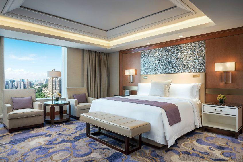 The St. Regis Macao Luxury Hotel - Cotai, Macau SAR, China - Empire Suite Bedroom