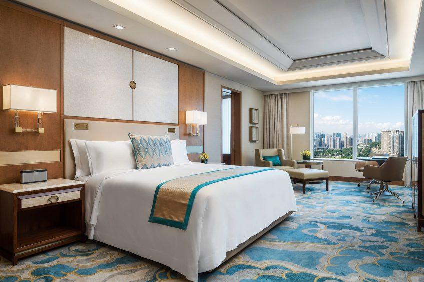 The St. Regis Macao Luxury Hotel - Cotai, Macau SAR, China - Grand Deluxe Guest Room