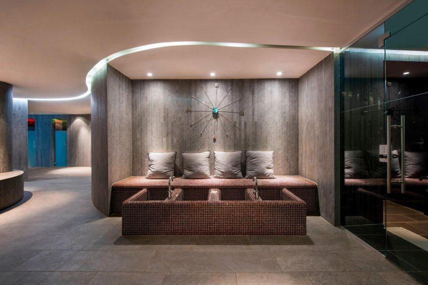 W Verbier Luxury Hotel - Verbier, Switzerland - AWAY Spa Lounge