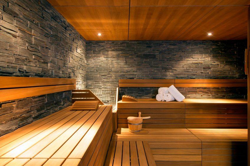 W Verbier Luxury Hotel - Verbier, Switzerland - AWAY Spa Sauna