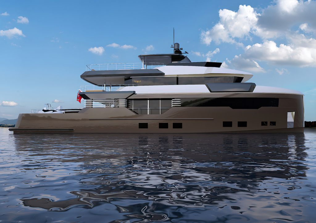 Discover Six of the Best Luxury Yachts for Sale - New Build - REALE MY PACIFICO 35