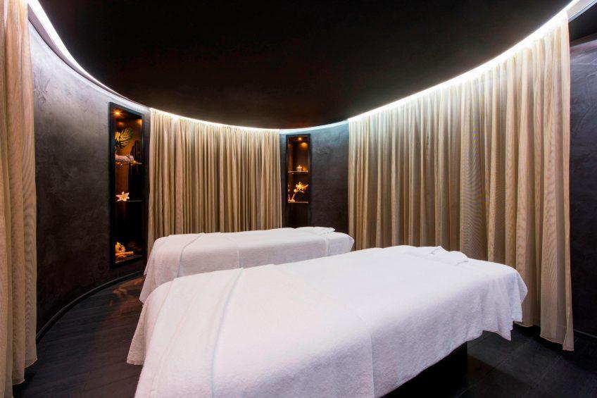 W Verbier Luxury Hotel - Verbier, Switzerland - AWAY Spa Treatment Room