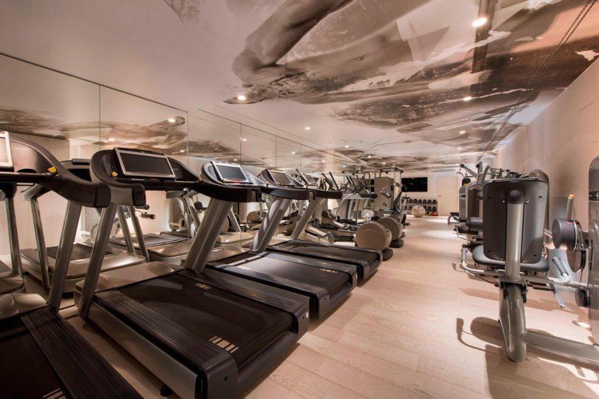 W Verbier Luxury Hotel - Verbier, Switzerland - Fitness Center