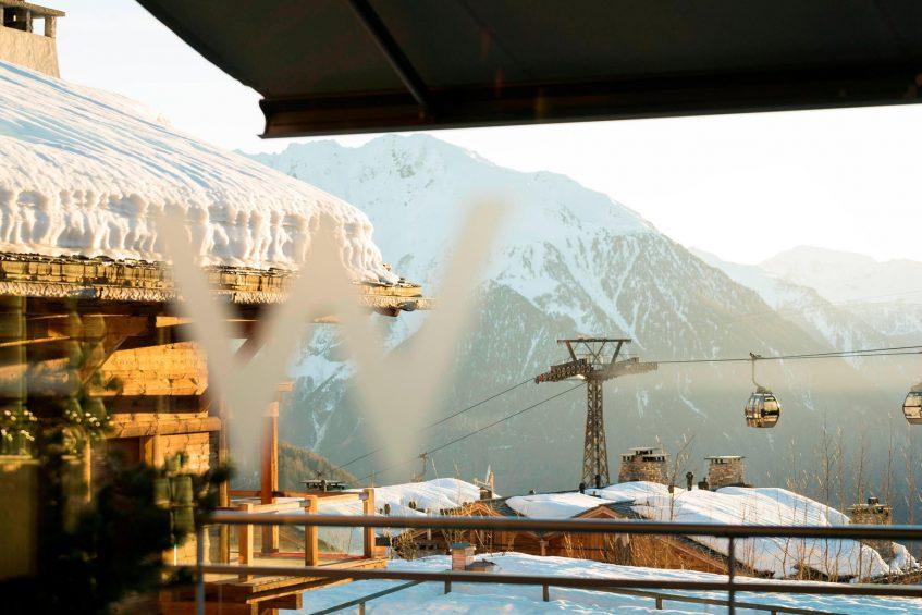W Verbier Luxury Hotel - Verbier, Switzerland - W Kitchen View
