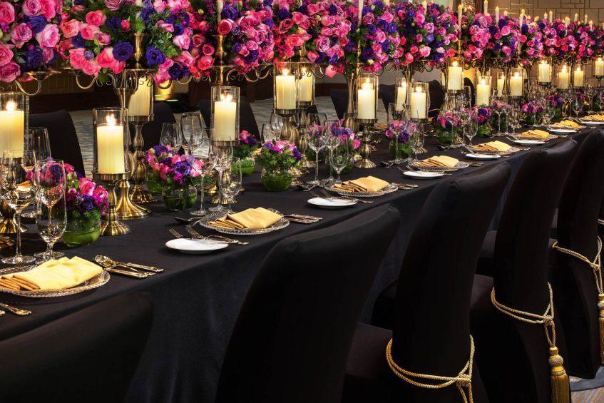 The St. Regis Macao Luxury Hotel - Cotai, Macau SAR, China - Gala Dinner