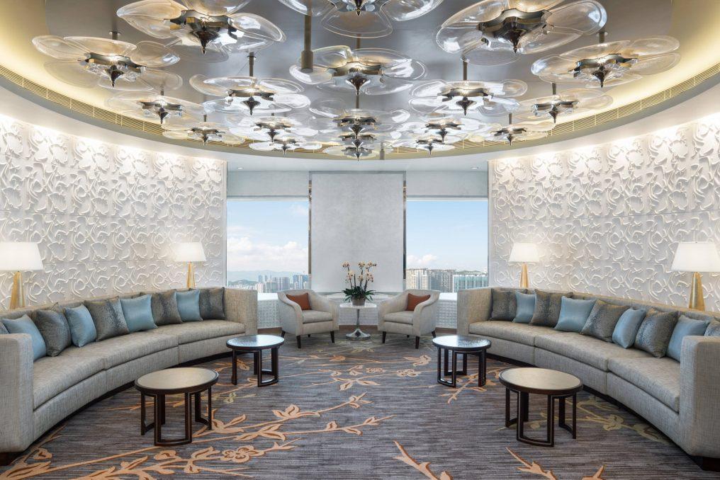 The St. Regis Macao Luxury Hotel - Cotai, Macau SAR, China - Iridium Room