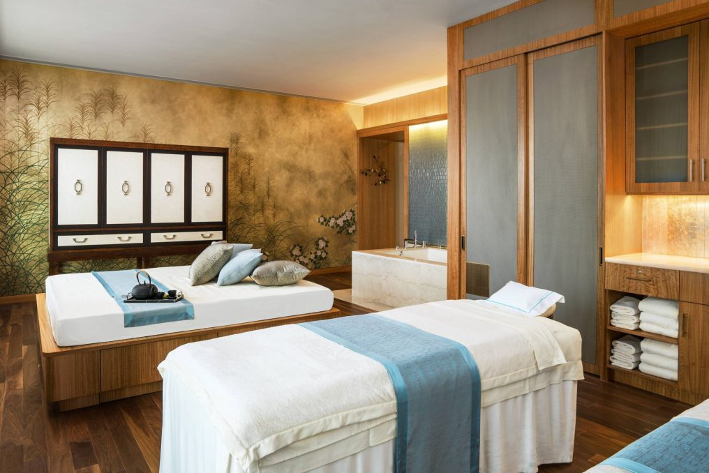 The St. Regis Macao Luxury Hotel - Cotai, Macau SAR, China - Iridium Spa Couple Suite