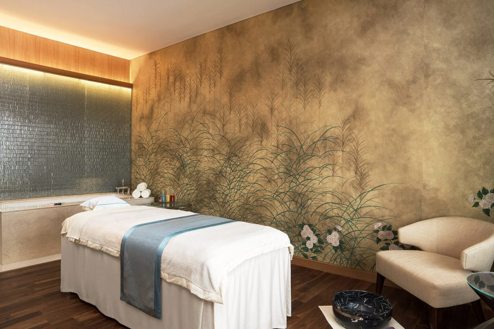 The St. Regis Macao Luxury Hotel - Cotai, Macau SAR, China - Iridium Spa Treatment Room
