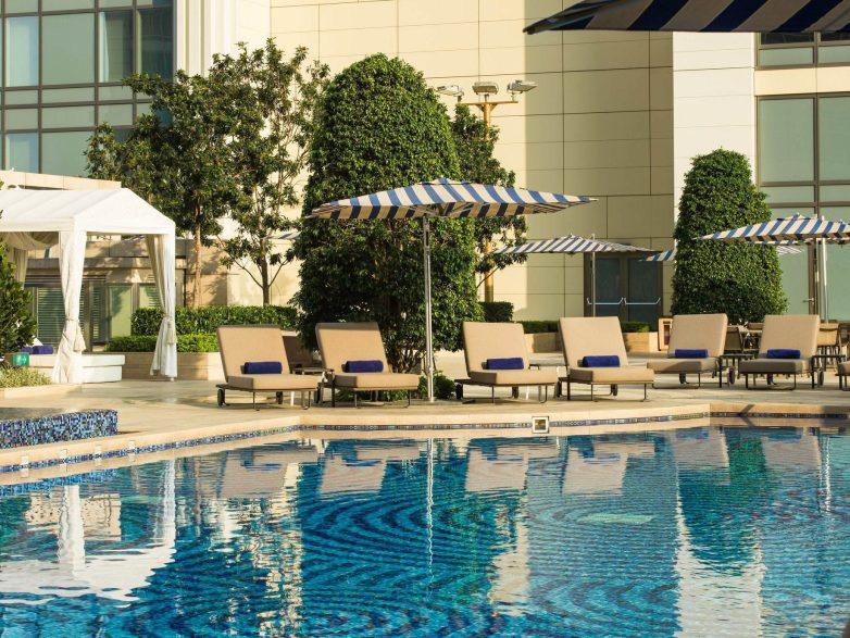 The St. Regis Macao Luxury Hotel - Cotai, Macau SAR, China - The St. Regis Poolside