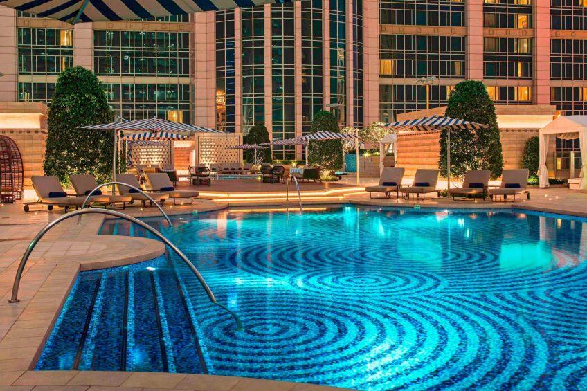 The St. Regis Macao Luxury Hotel - Cotai, Macau SAR, China - St. Regis Pool