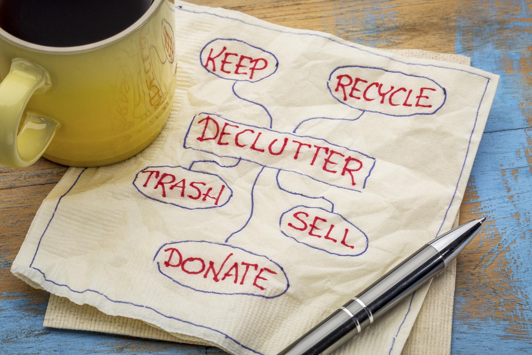 Declutter Plan