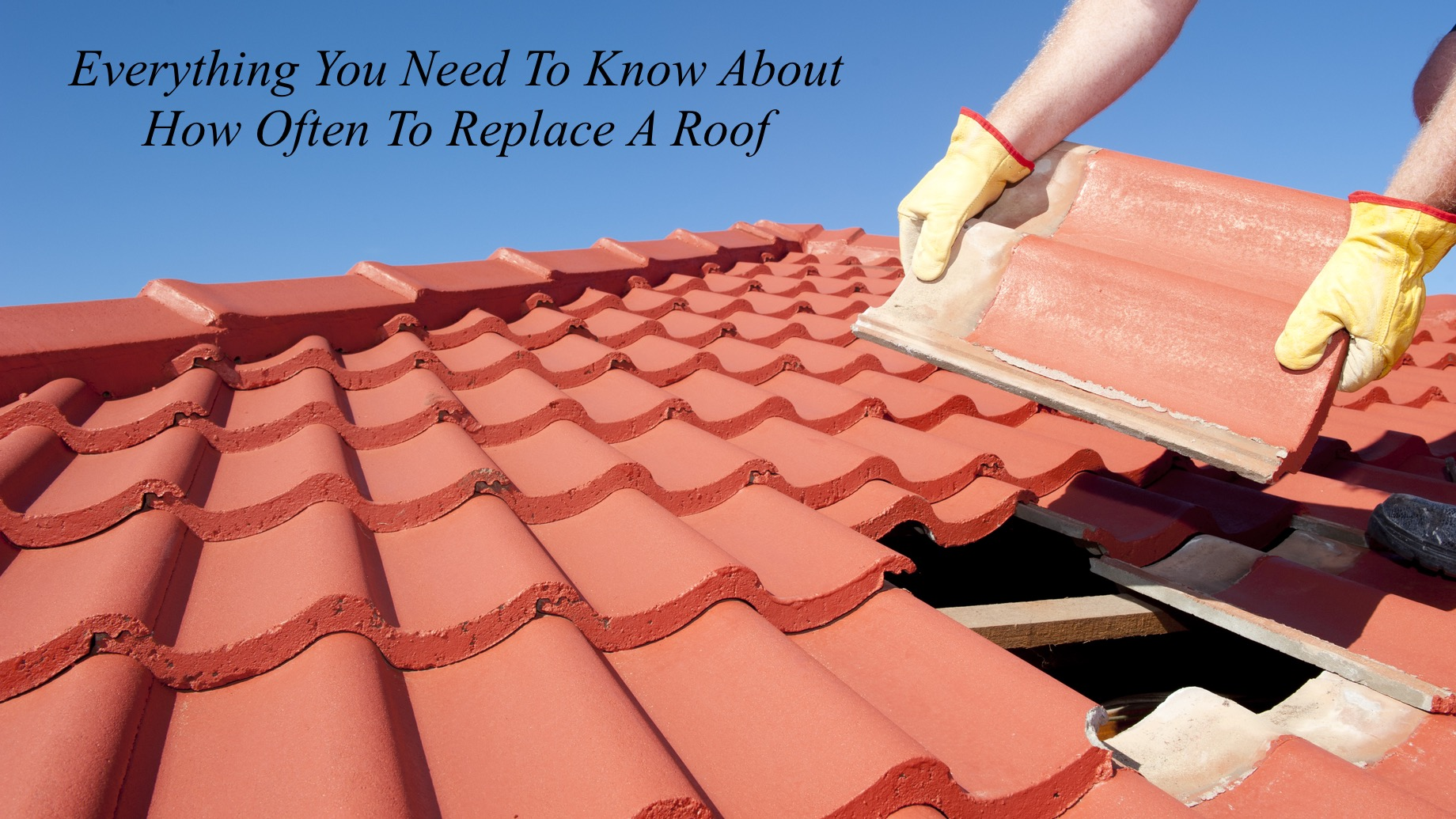 Everything You Need To Know About How Often To Replace A Roof