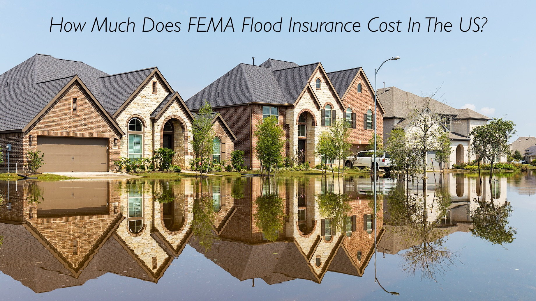 How Much Does FEMA Flood Insurance Cost in the US?