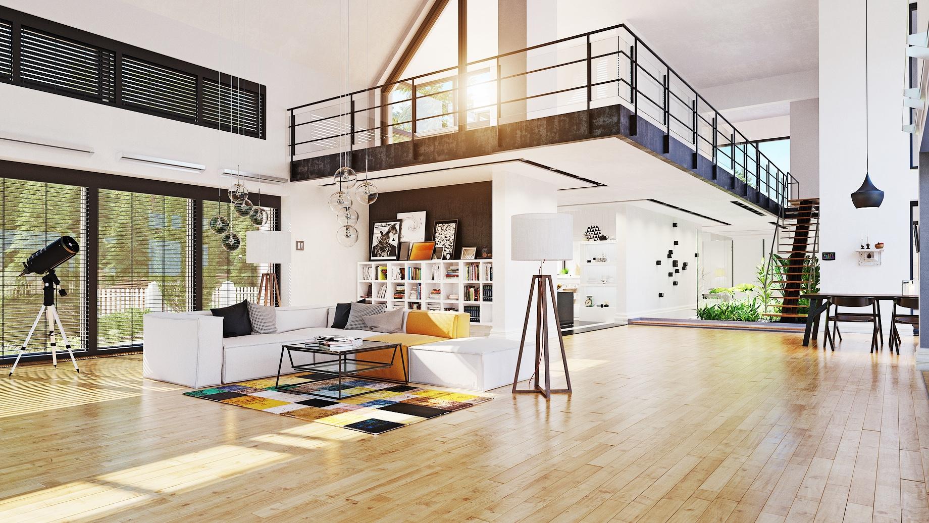 Modern Interior - Luxury Home