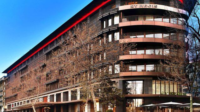 The St. Regis Istanbul Luxury Hotel - Istanbul, Turkey - Hotel Exterior