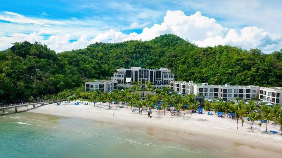 The St. Regis Langkawi Luxury Resort - Langkawi, Malaysia - The St. Regis Langkawi Beach