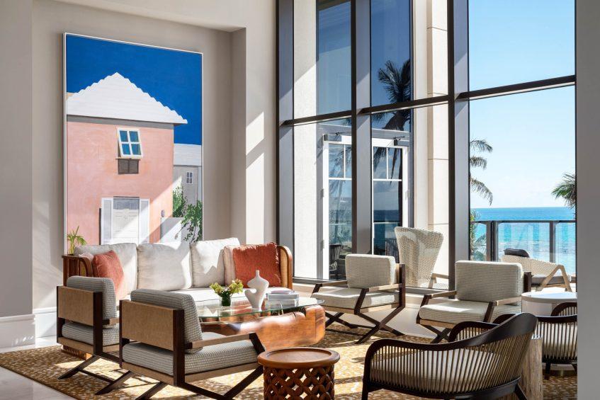 The St. Regis Bermuda Luxury Resort - St George's, Bermuda - Great Hall Seating Area
