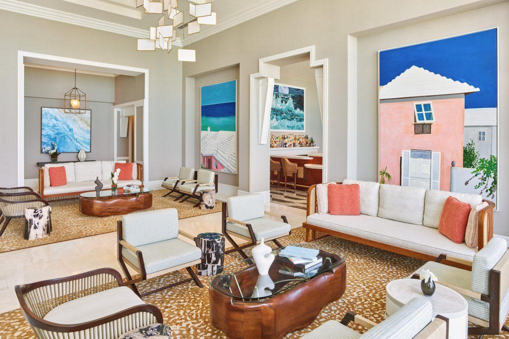 The St. Regis Bermuda Luxury Resort - St George's, Bermuda - Great Hall Seating
