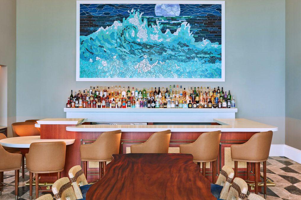 The St. Regis Bermuda Luxury Resort - St George's, Bermuda - St. Regis Bar Stools