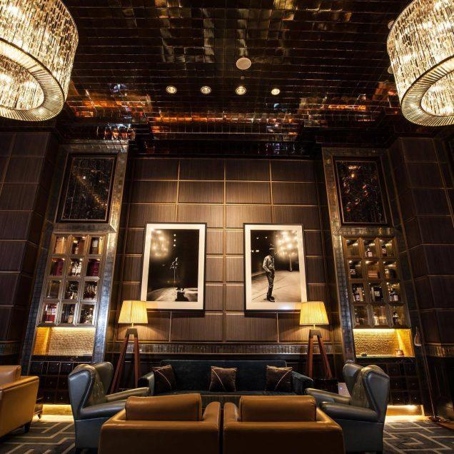 The St. Regis Kuala Lumpur Luxury Hotel - Kuala Lumpur, Malaysia - Interior Decor