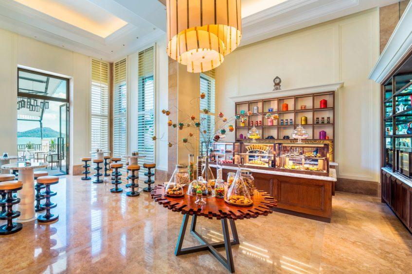 The St. Regis Langkawi Luxury Resort - Langkawi, Malaysia - Gourmand Deli